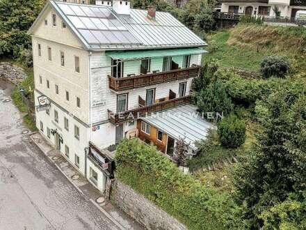 Hotel / Pension / Kurhaus - Restaurant sowie Baugrundstück - VIDEO