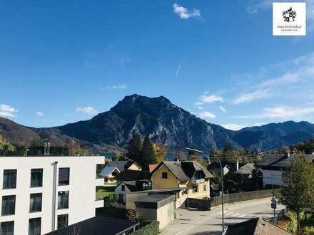 TOP 12 - 71m2 Mietwohnung im Zentrum von Altmünster mit See- und Traunsteinblick