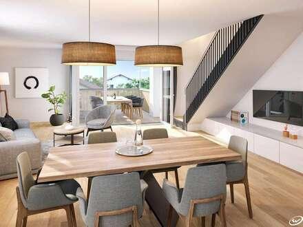Wohnprojekt Bad Häring modern und wertbeständig wohnen Top A7