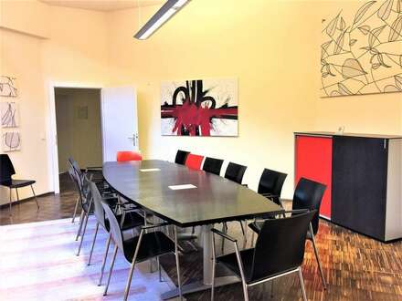 Repräsentatives Büro im zentrumsnahen Grazer Stadtteil - Anlage
