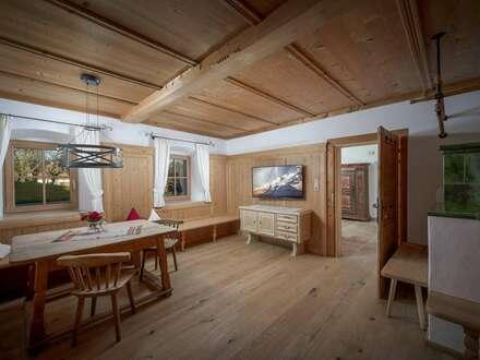 Luxuriöses Miet-Bauernhaus in Bestlage von Ellmau in Tirol