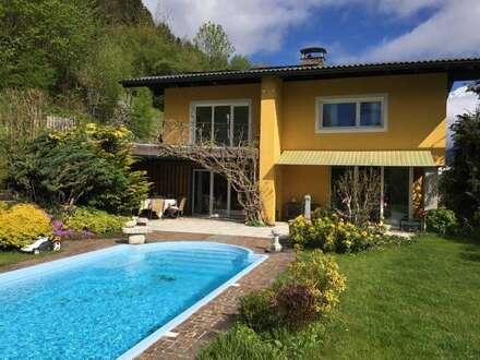 Großzügiges Zweifamilienhaus mit Pool in Bischofshofen