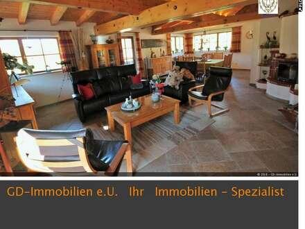 Dachgeschoßwohnung mit vorzüglichem Kaiserblick in Ellmau