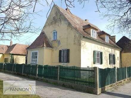 Romantisches Märchenhaus in Thermengemeinde