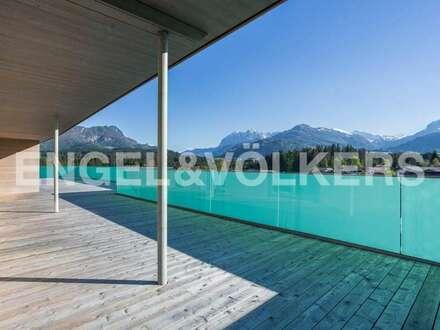 W-029H49 Designer-Penthouse Wohnungen mit Kaiserblick