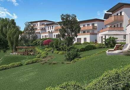 Neubau 5 Zi. Wohnung mit Eigengarten und Terrasse