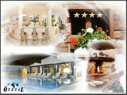 4-Sterne Sport- u. Wellnesshotel im Ötztal
