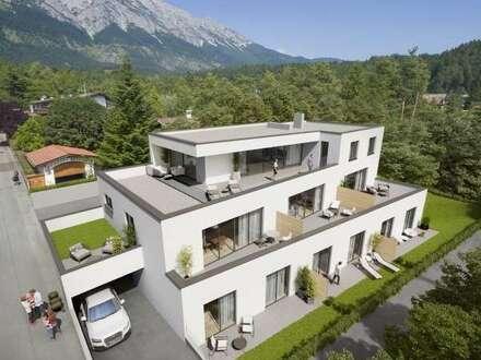 Exklusive 4-Zimmer-Maisonettenwohnung in 4-Parteienhaus in Absam