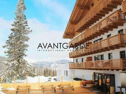Anlage-Apartment in Top-Urlaubsregion