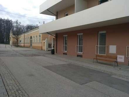 Zentrum Bad Hall, barrierefrei, nur wenige Schritte vom Hauptplatz, neben Kurpark