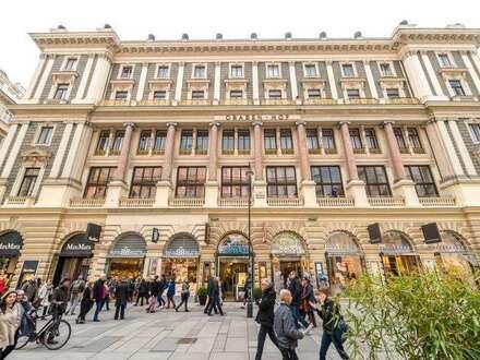 repräsentatives Innenstadtbüro in historischem Altbau // prestigious city center office in historical building