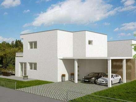 Einfamilienhaus mit Terrasse vor den Toren Graz! Haus Typ 1