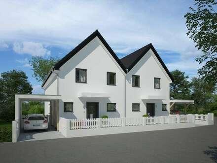 Phase 3 - Doppelhaushälfte TOP 2 Nähe Ebreichsdorf