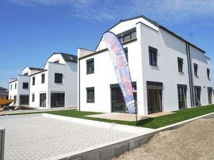 DOPPELHÄUSER IM NAHBEREICH VON WIEN, Sonnenterrassen, großzügige Raumaufteilung, innovative Technik, WNFL 165 m2