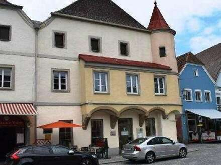 Historisches Stadthaus aus dem 16. Jahrhundert