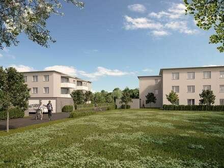 Leistbare Familien-Wohnung in der grünen Fischböckau - Südbalkon - Top-Konditionen dank gr. Landesdarlehen! Eigenleistung…
