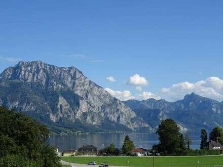 Gmunden: Maisonettenwohnung mit 3 Schlafzimmer, 2 Balkone und herrlichem Seeblick!