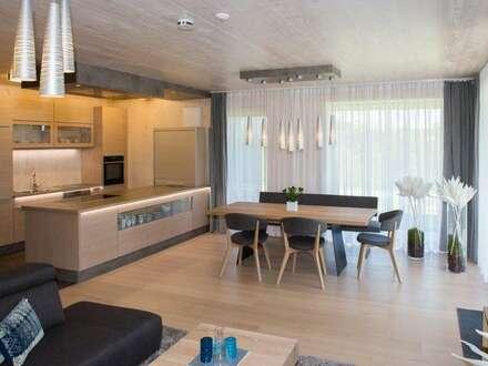 Moderne energiesparende Haushälfte - Erstbezug