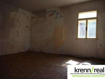 Renovierungsbedürftiges Haus für Heimwerker