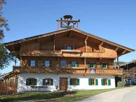 W-02AGEQ Hochwertig saniertes Bauernhaus - teilmöbliert - zur Miete