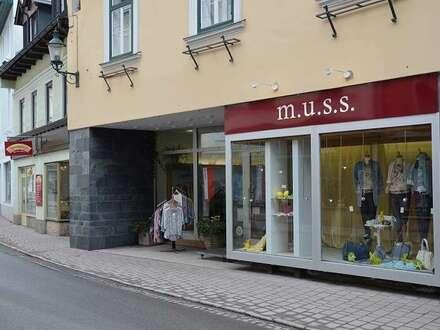 Miete: Geschäftslokal in der Hauptstraße / Bad Aussee