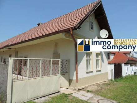 Einfamilienhaus im Idylischen Dorf Unterpullendorf