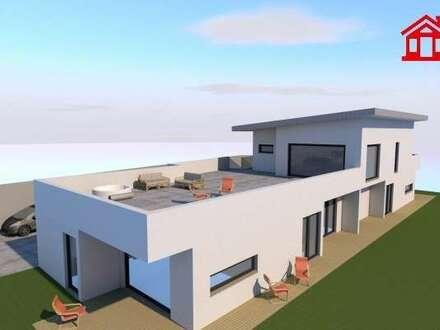 NEUBAU Exklusive Penthouse Wohnung mit großer Dachterrasse