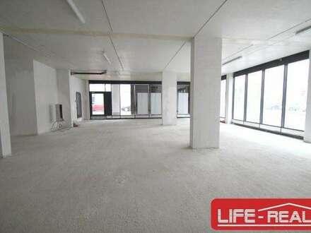 Modernes, barrierefreies Erstbezugsbüro in TOP-Gebäude im Zentrum von Linz!