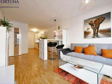 Anlegen oder selber nutzen: Wunderschöne 3 Zi Garten-Whg / 71 m² / 40 m² Außenfläche +++ Full Service für Anleger!
