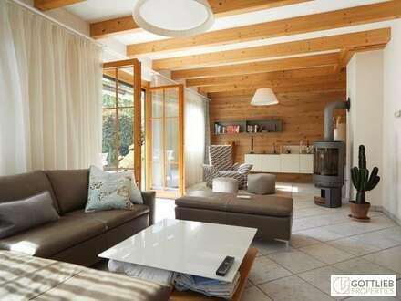 Doppelparzelle! Geschmackvolles 3-Schlafzimmer-Einfamilienhaus mit Südterrasse in Grünruhelage