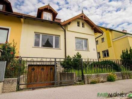Haus mit Entwicklungsmöglichkeiten in Hollabrunn - BIETERVERFAHREN!
