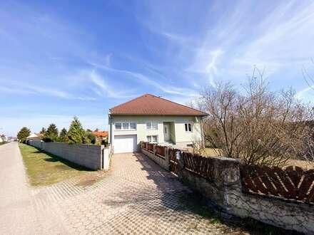 Nähe Parndorf! Gemütliches Einfamilienhaus mit großzügiger Gartenfläche im Bezirk Neusiedl am See