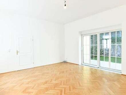 6-Zimmer Wohnung mit 80 m² Garten und 22 m² Terrasse