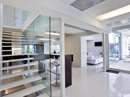 Luxuriöse 6-Zimmer-Architekten-Villa in Baden