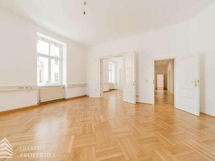 Repräsentatives 4-Zimmer-Büro Nähe Schloss Belvedere