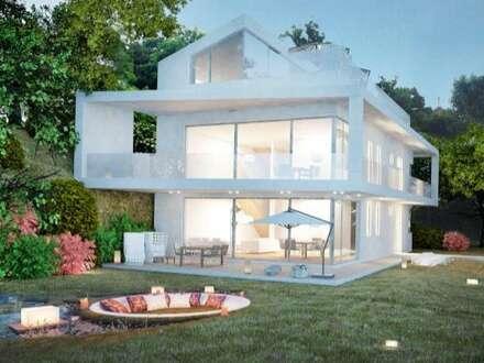Luxuriöse 8-Zimmer-Villa mit Terrasse und Garten in Baden