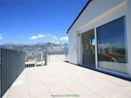 Axams: Exklusiver Erstbezug! Terrassenwohnung mit einmaliger Aussicht