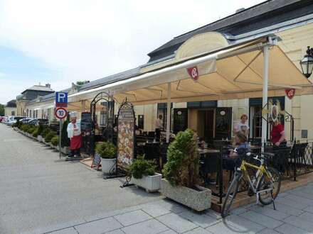 +++ALLEINVERMITTLUNG - großes Restaurant mit Wohnung+++