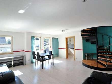 Außergewöhnliche 3,5-Zimmerwohnung (3-geschossig!) in Feldkirch-Gisingen zu verkaufen!
