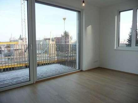 +3 Zimmer mit Balkon - Erdwärme, Solarenergie und 360° Rundgang