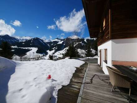 Cosy Home-Chalet in Traumlage