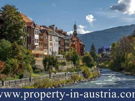 Luxus Apartmenthaus mit 10 Apartments in Murau Zentrum