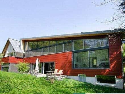 Wohnen mit Urlaubs-Flair in extravaganter Villa in 3400 Klosterneuburg-Weidling - zu kaufen