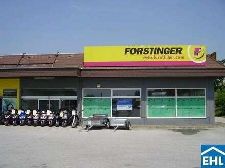Geschäftslokal in Hollabrunn