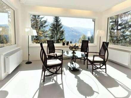 Traumhafte generalsanierte Bergvilla in sonniger Südlage mit Panoramablick