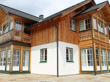Landhaus mit Gletscherblick und Wellness
