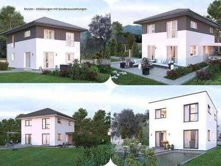 Nahe Esternberg/Passau-Elkhaus und Grundstück (Wohnfläche - 117m² - 129m² & 143m² möglich)
