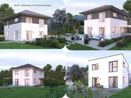 Riedau-Elkhaus und Grundstück (Wohnfläche - 117m² - 129m² & 143m² möglich)