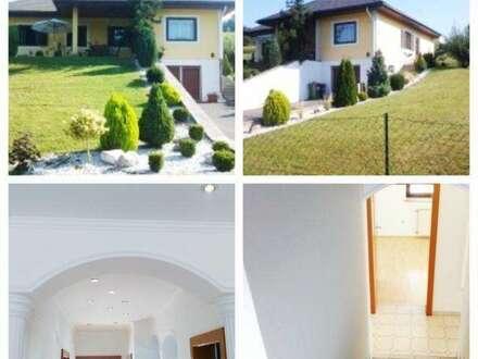 Randlage/Gnas - Schönes Haus mit Keller und Garage