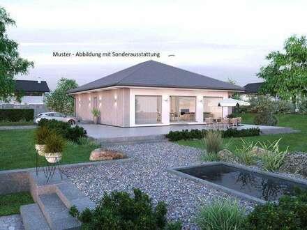 Provisionsfrei - Ledenitzen - Traumhafter ELK-Bungalow (Wohnfläche - 104m² & 120m² möglich) - ELK-Belagsfertige Ausführung